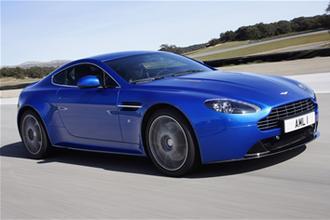 Aston Martin V8 Vantage S video review
