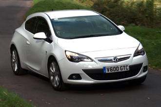Vauxhall Astra GTC video review
