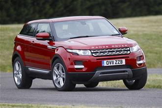 Range Rover Evoque video review - 90sec verdict