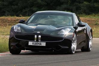 Fisker Karma video review feature