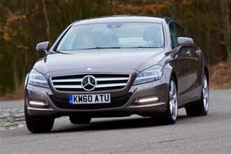 Mercedes CLS 90sec video review