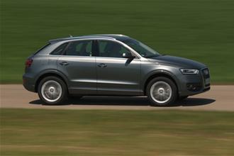 Audi Q3 video review - 90sec verdict