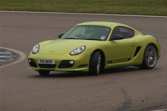Britain's best performance car 2011 on video