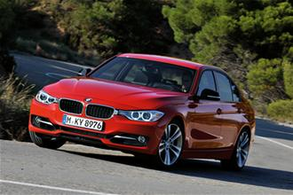 BMW 3-series video review trailer