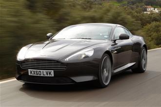 Aston Martin Virage video review