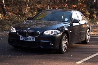 BMW 535d video review 90sec verdict