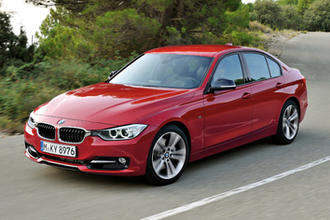 BMW 3-series video review