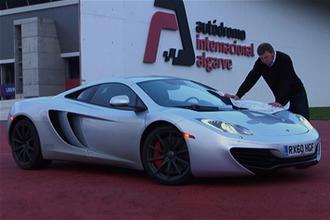 McLaren MP4-12C special feature video
