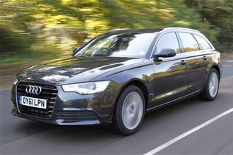 Audi A6 Avant video review 90sec verdict