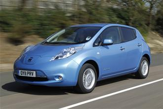 Nissan Leaf electric car video review