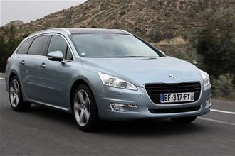 Peugeot 508 video review