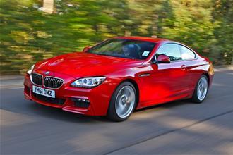 BMW 640d Coupe video review 90sec verdict