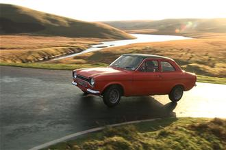 Autocar heroes: Ford Escort Mexico video review
