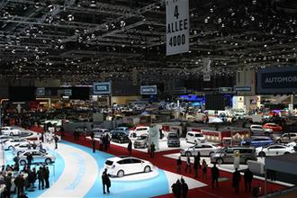 Geneva motor show report video