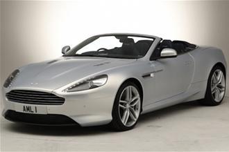 Aston Martin Virage - exclusive video