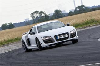 Audi R8 GT video review feature