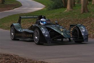 Caparo T1 driven by Mika Hakkinen video