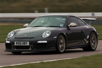 Porsche 911 GT3 RS chase teaser video