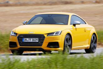 Video: new Audi TT S tested