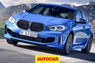 BMW 1 Series 2020 video review thumbnail