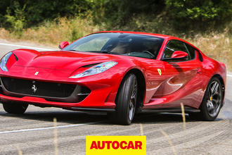 Video: Ferrari 812 Superfast review - new 800hp supercar tested