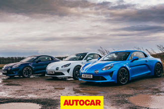 Alpine A110 vs A110s vs Life110 - triple test