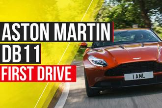 Aston Martin DB11 Autocar video review