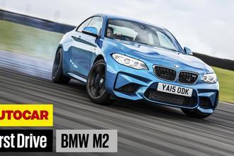 BMW M2 Autocar video