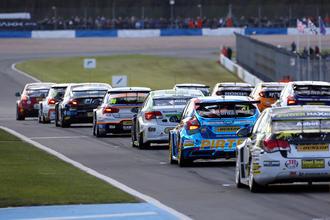 Dunlop MSA BTCC