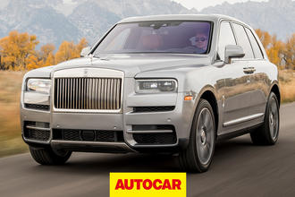 Rolls Royce Cullinan video review thumbnail