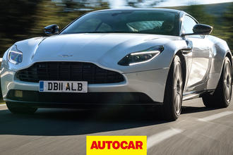 2018 Aston Martin DB11 V8 Review: Better than its V12 brother? | Autocar