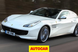 Video: Ferrari GTC4 Lusso T review - living with Ferrari's everyday supercar