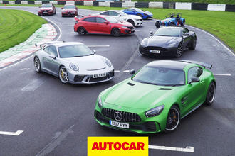 Autocar's car of the year 2017