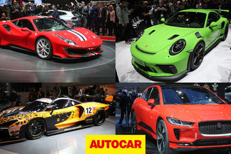 Video: Geneva Motor Show 2018 - The 14 cars you need to see