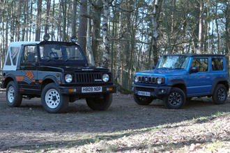 Jimny vs Jimny video thumbnail