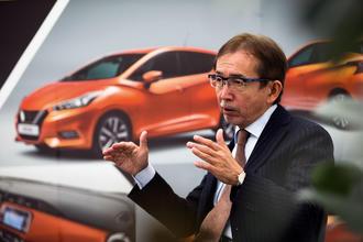 Nissan Micra design interview