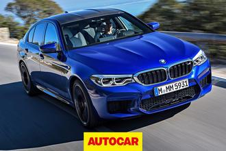 BMW M5 Autocar