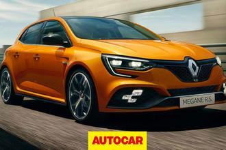 Video: 2018 Renault Megane Renault Sport revealed