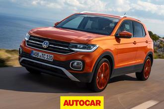 Volkswagen T-Cross video review