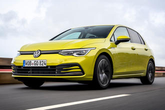 Volkswagen Golf 2020 video thumbnail