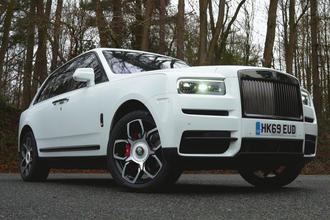 Rolls Royce Cullinan will it drift video thumbnail