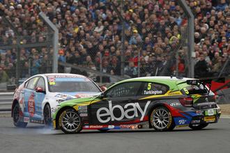 BTCC 2014 race report - highlights from Brands Hatch