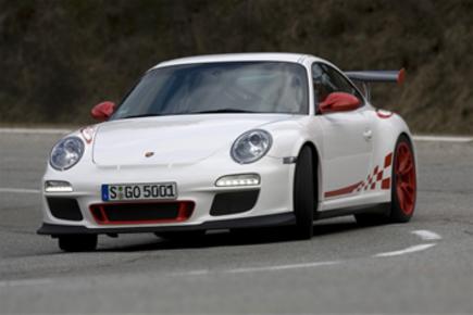 Porsche 911 GT3 RS driven