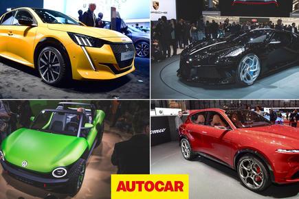 Geneva motor show round-up