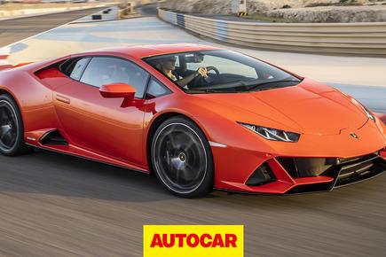 Lamborghini Huaracan Evo - thumbnail