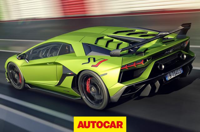 Lamborghini Aventador SVJ video review - thumbnail