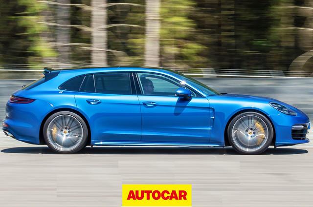 Video: Porsche Panamera Turbo Sport Turismo review