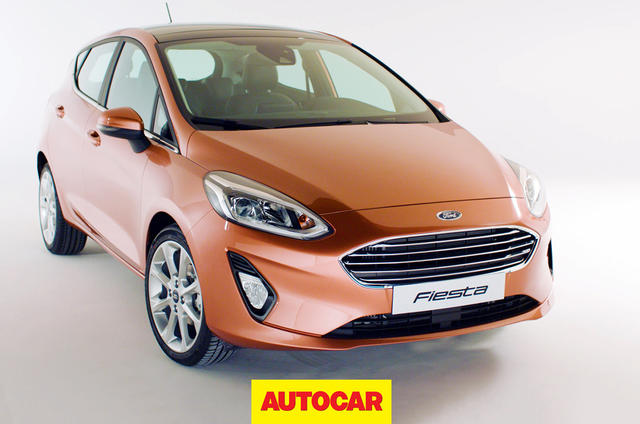 Video: 2017 Ford Fiesta - in-depth first look