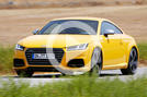 Video: new Audi TT S tested