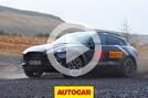 Aston Martin DBX prototype drive video review thumnbail